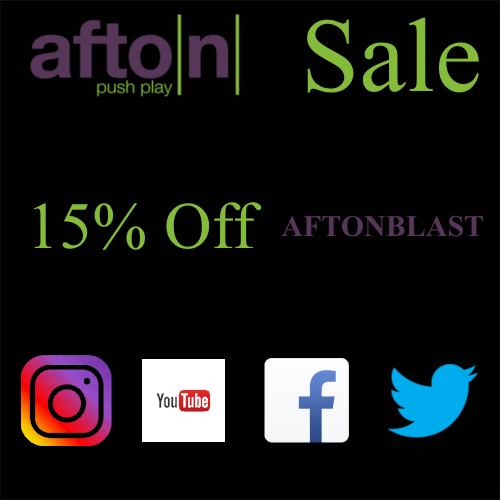 Afton Promo Blast Sale
