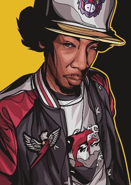 Afton Artist M.u.r.d.a. Blanka