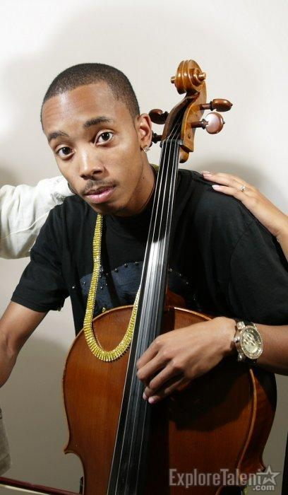Artist Future (The Hip Hop Cellist)
