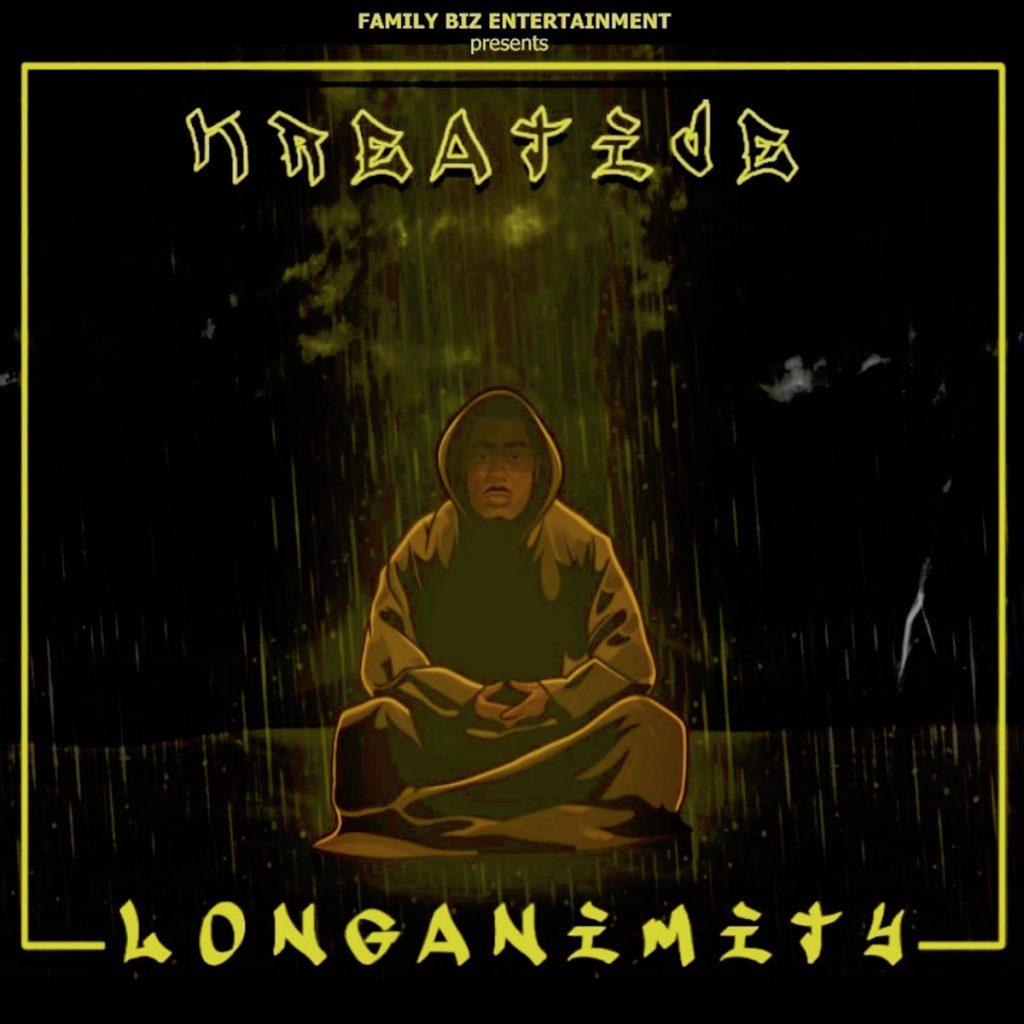Album Longanimity by artist Kreative. Album review