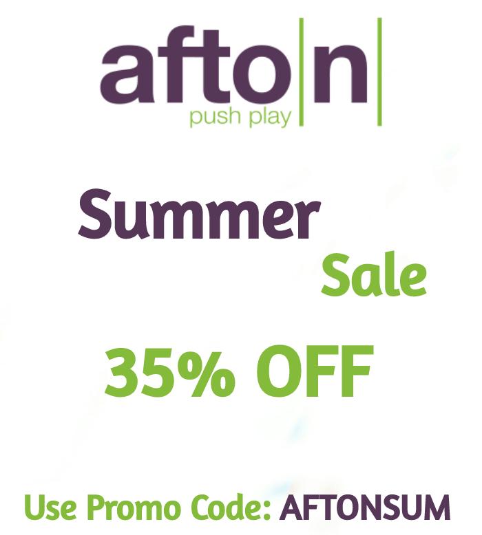 AFTON Summer Sale