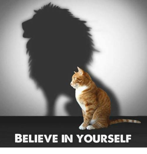 MyAfton: Believe In Yourself