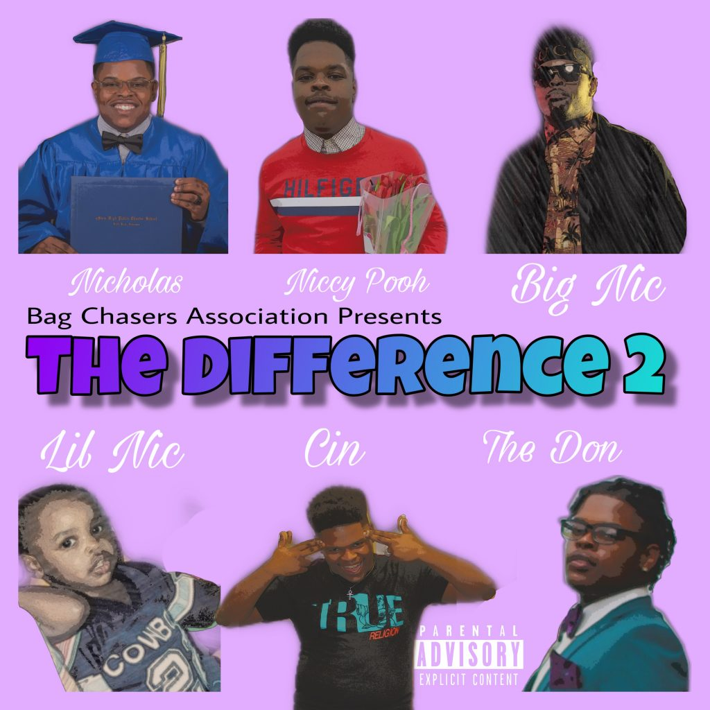 Album Review: The Difference 2