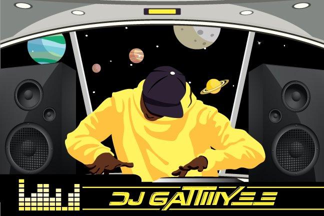 MyAfton Emerging Artist: DJ GATTIIIYEE