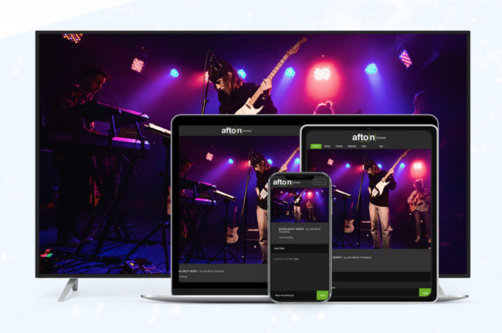 MyAfton LiveStream