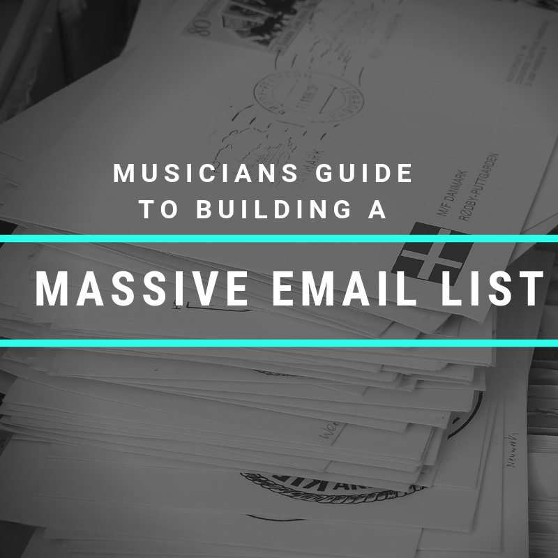 Myafton: The Importance Of An Email List